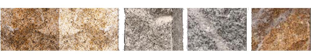 granite variations