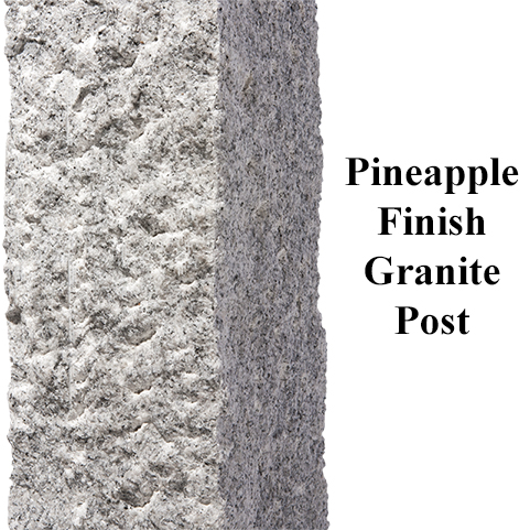 NH Gray Pineapple Finish